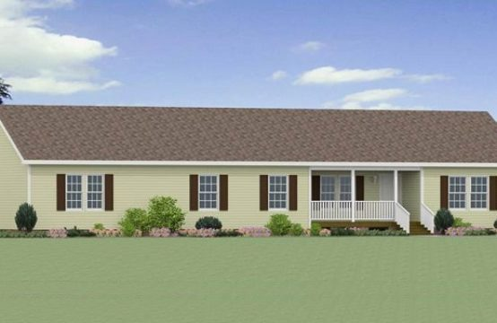 2576A AH Ashley Heights Exterior Elevation