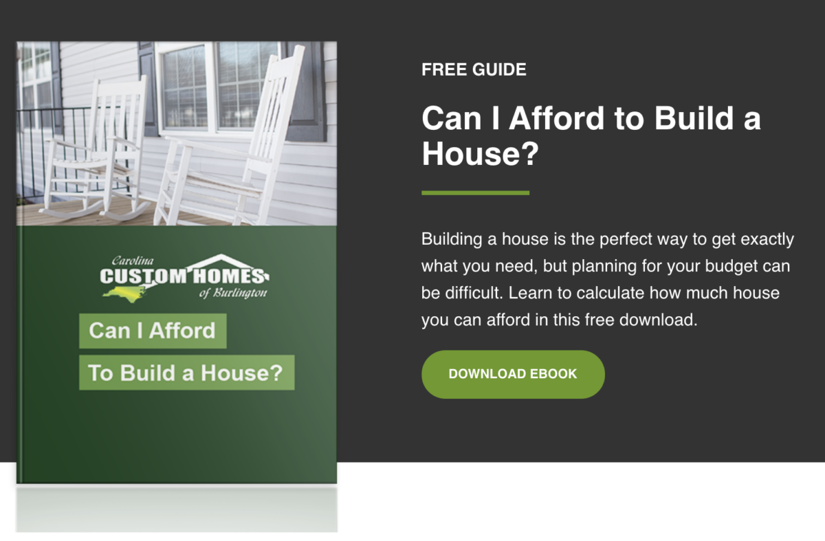 Can I Afford to Build a House